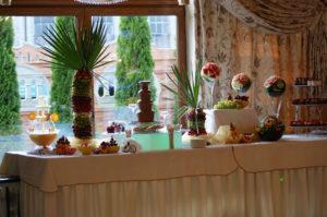 Owocowy stół