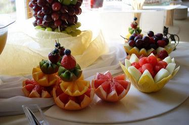Rzeźby owocowe