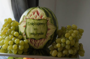 Fruit Carving owocowy