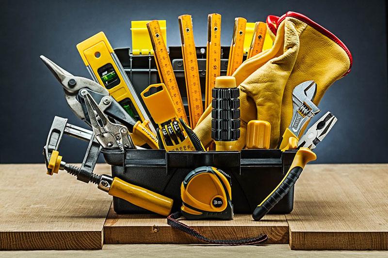 Pełen zestaw narzędzi