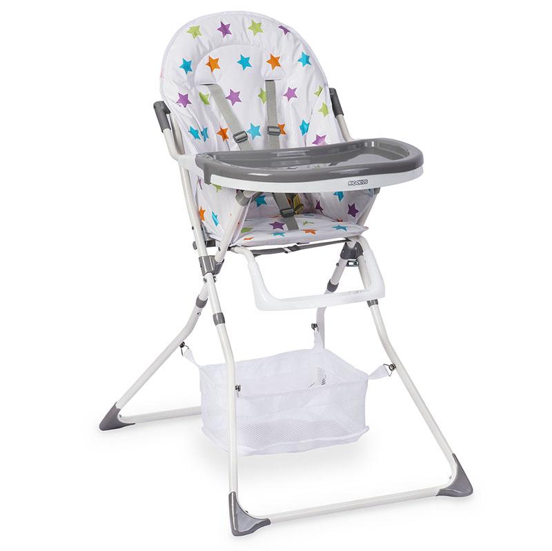 Krzesło do karmienia dla dziewczynki