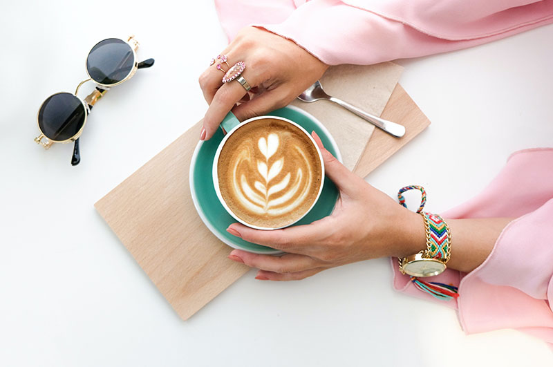 Zestaw kawosza
