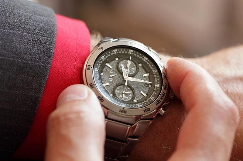 Zegarek jako prezent dla taty