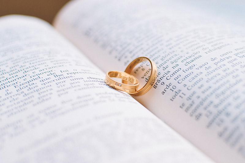 Obrączki na ślub