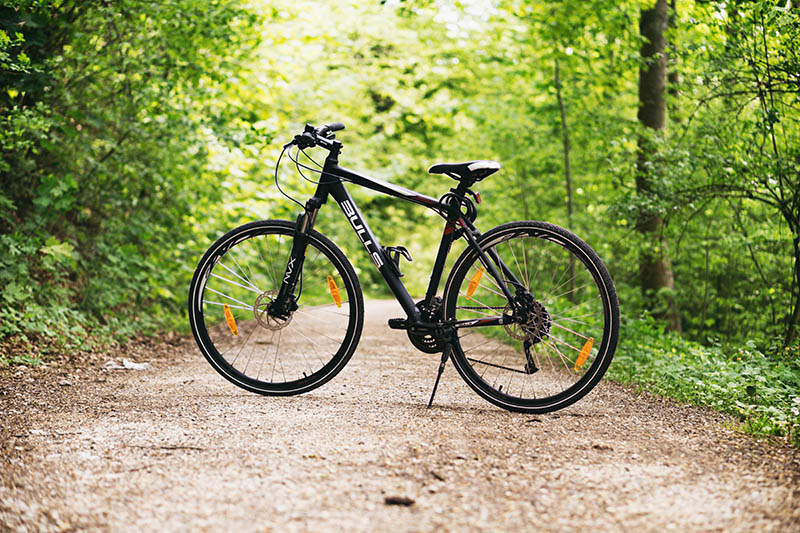Rower na komunie